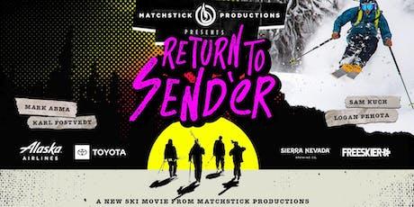 Sierra Nevada Spotlight: Matchstick Productions- Mills River, NC tickets