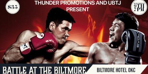 Battle at The Biltmore