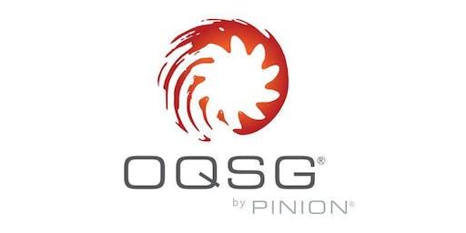 October OQSG Evaluator Training