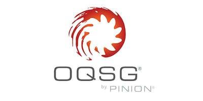 November OQSG Evaluator Training