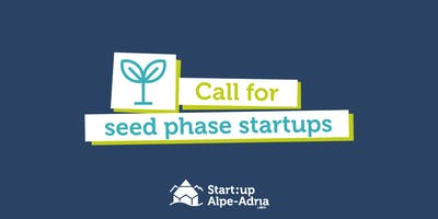 Open Call for Seed Stage Startups