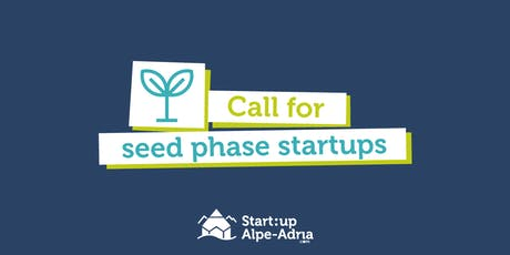 Open Call for Seed Stage Startups tickets
