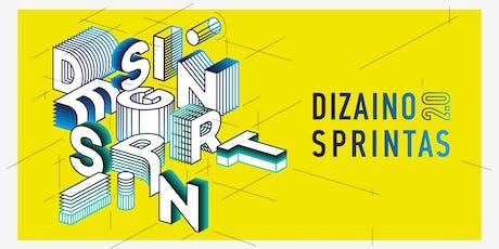 Dizaino sprintas 2.0 tickets
