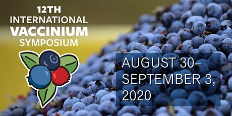XII International Vaccinium Symposium tickets