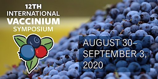 XII International Vaccinium Symposium