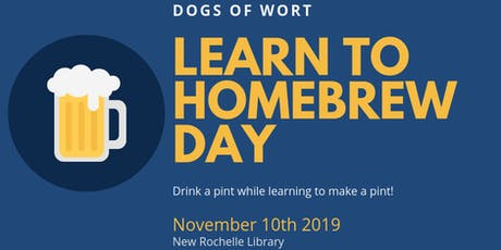 Learn to Homebrew Day 2019 tickets