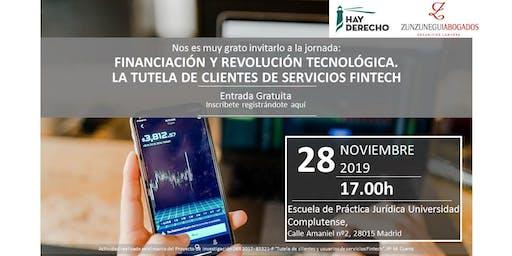 Financiación y revolución tecnológica.