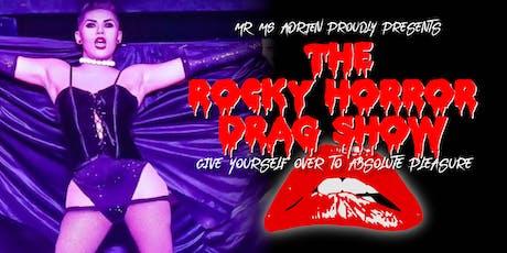 The Rocky Horror Drag Show tickets