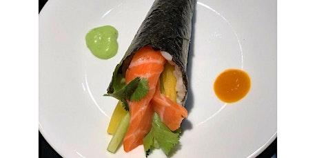 Sushi Making (2020-01-18 starts at 6:30 PM) tickets