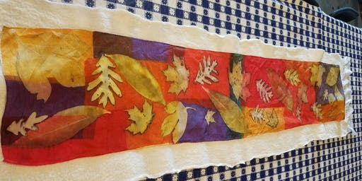 Eco Printing with Color