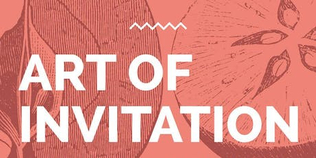 Art of Invitation - Public Discussion at Butler Gallery tickets