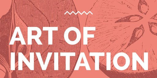 Art of Invitation - Public Discussion at Butler Gallery