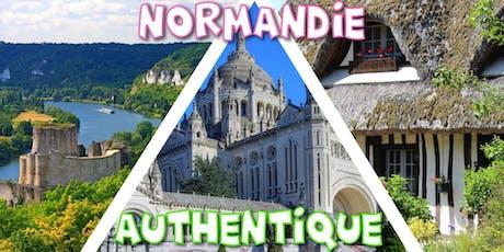 Excursion Normandie Authentique billets
