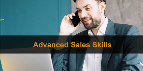 Sales Training Manchester: Advanced Sales Sales tickets