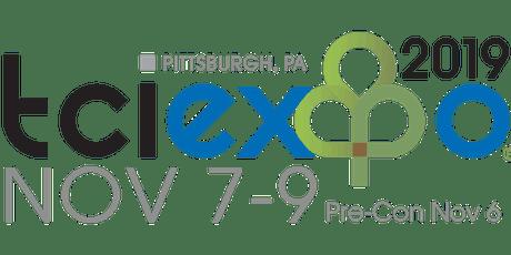 TCI EXPO 2019 Exhibitor Breakfast tickets