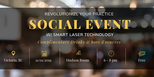 Social Event: Revolutionize Your Practice with Smart Laser Technology