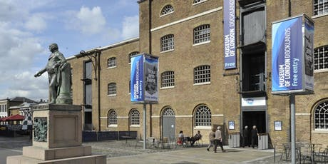 Museum of London Docklands Trip tickets