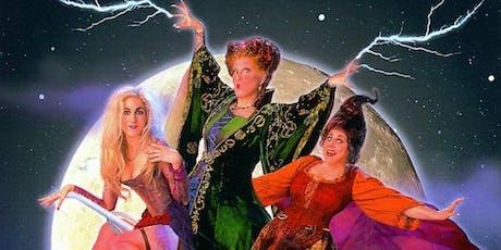 Halloween Movie (Hocus Pocus) tickets
