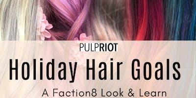 Holiday Hair Goals
