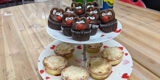 Make a Santa Plate