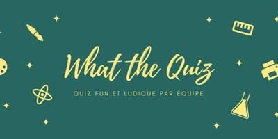 What The Quiz #2