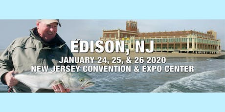 Fly Fishing Show Edison 2020 - Online Ticket Sales tickets