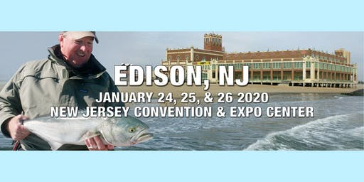 Fly Fishing Show Edison 2020 - Online Ticket Sales