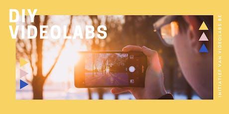 DIY Videolabs - Ga zelf aan de slag met video! - Dagopleiding tickets