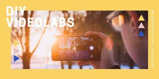 DIY Videolabs - Ga zelf aan de slag met video! - Dagopleiding
