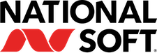 National Soft  logo