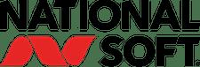 National Soft  logo