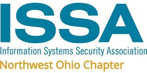 NW Ohio ISSA presents Jason Hood VP of IT & Scott Blough CISO