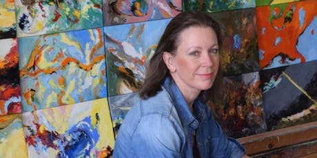 Frieda Hughes: Alternative Values and  Out of the Ashes tickets