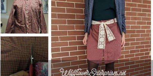 Refashion Upcycling Class!