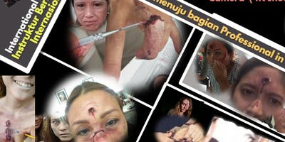 SFX (Special Effects)Film Make Up, Testing Class In Surabaya&Talent Events