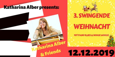 3. Swingende Weihnacht mit Piano Blues & Boogie Woogie tickets