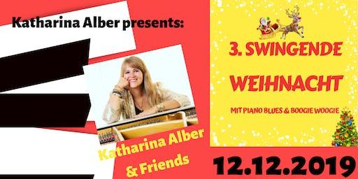 3. Swingende Weihnacht mit Piano Blues & Boogie Woogie