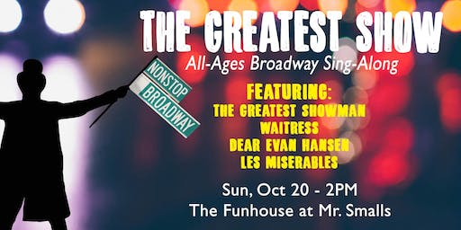NonStop Broadway - The Greatest Show (PGH)
