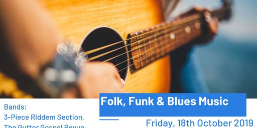 Funk, Folk & Blues Music