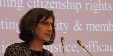 Prof. Lucia Zedner (Oxford University) -  The Hostile Border tickets