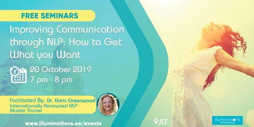Free! Improving Communication through NLP: How to Get What you Want with Dr
