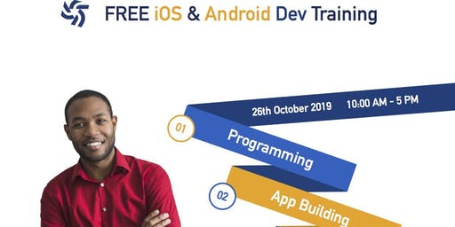Build your  first iOS or Android app for free