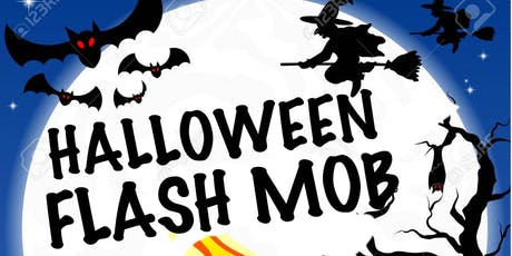 Halloween Flash Mob tickets