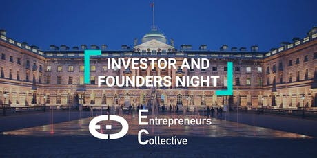 Investor and Founders Night - Entrepreneurs Collective tickets