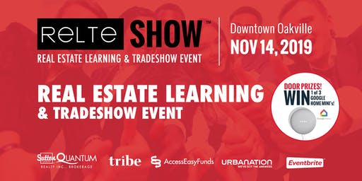 RELTE Show 2019: Real Estate Learning Tradeshow Event