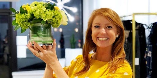 Old 690 Brewing Company and Florals to Be Thankful For with Alice's Table