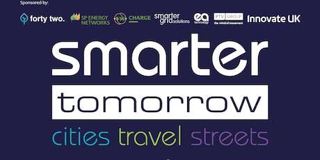 Smarter Tomorrow 2019 tickets