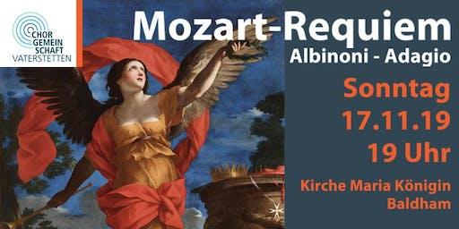 Chorkonzert: Mozart-Requiem
