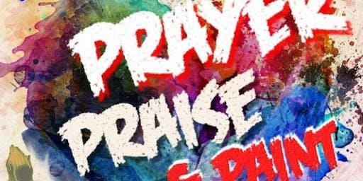 Prayer Praise & Paint