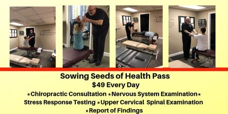 Sowing Seeds of Health Pass tickets